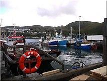 NM6797 : Fishing boats at Mallaig by Gordon Brown