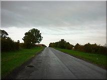 TA0609 : Bigby Road towards Mill Farm by Ian S