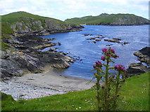 HU3793 : North Sea Coast, Fethaland by Colin Smith