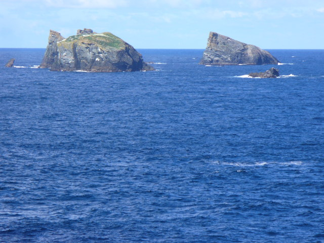 Ramna Stacks from Point of Fethaland