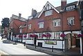 SU9032 : The Swan Inn, High St by N Chadwick