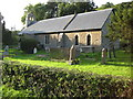 SO2687 : Church at Churchtown, Mainstone by Philip Halling