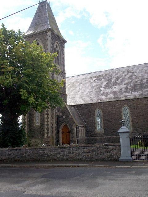 All Saints' Parish Church, Tullylish