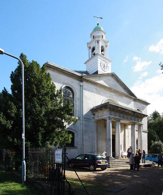 St Mary, Overton Drive, London E11