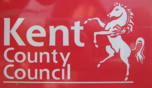Kent County Council Sign
