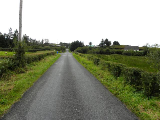 Road at Clogher