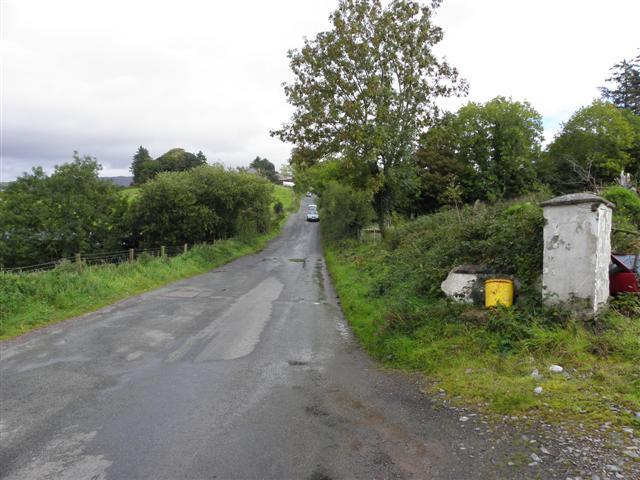 Road at Milltown