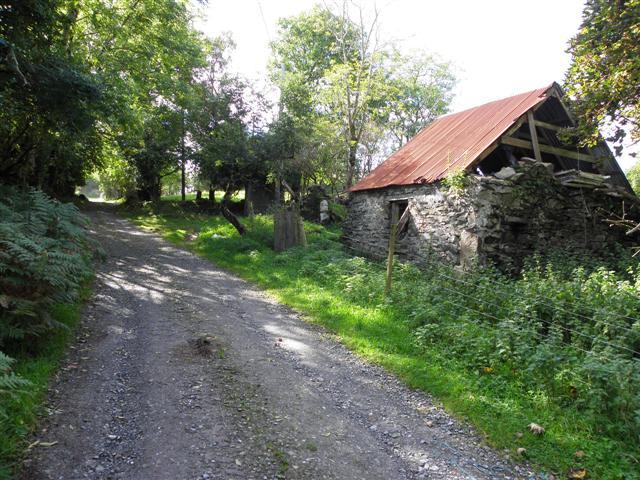 Road at Meenacrumin