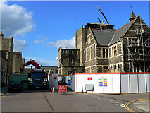 SU1484 : Mechanics' Institution, Emlyn Square, Swindon by Brian Robert Marshall
