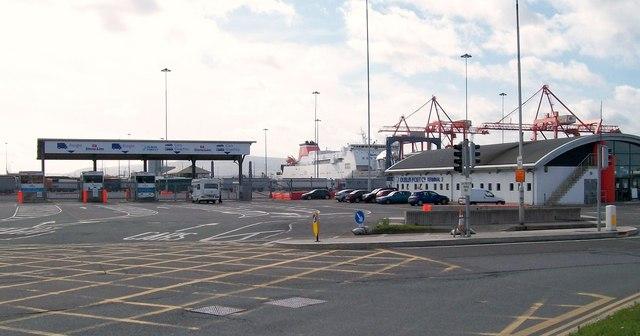 Terminal 2, Dublin Port