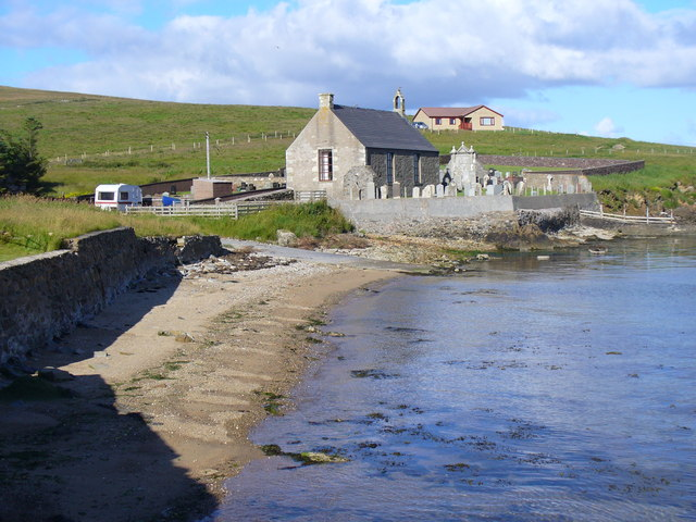 Ollaberry Kirk