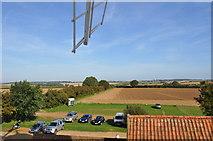TF7632 : Great Bircham Windmill -View North by Ashley Dace