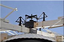 TF7632 : Great Bircham Windmill - Spider by Ashley Dace