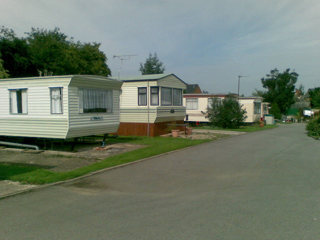 Bluebell Park Mobile Home Park, Moulton