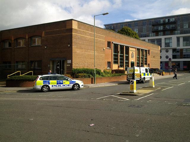 Swindon Magistrates' Court, Gordon Road, Swindon