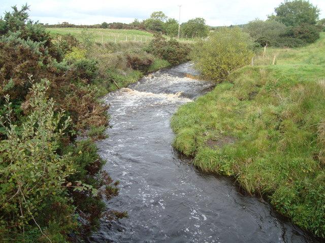 Bunlacky River at Ford