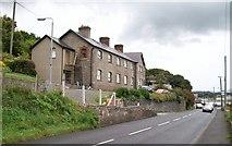 J3829 : Coastguard Villas, Kilkeel Road, Newcastle by Eric Jones