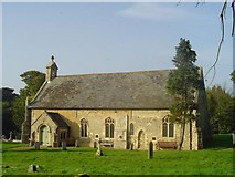 TM4560 : Aldringham (cum Thorpe) St Andrew's church by Adrian S Pye