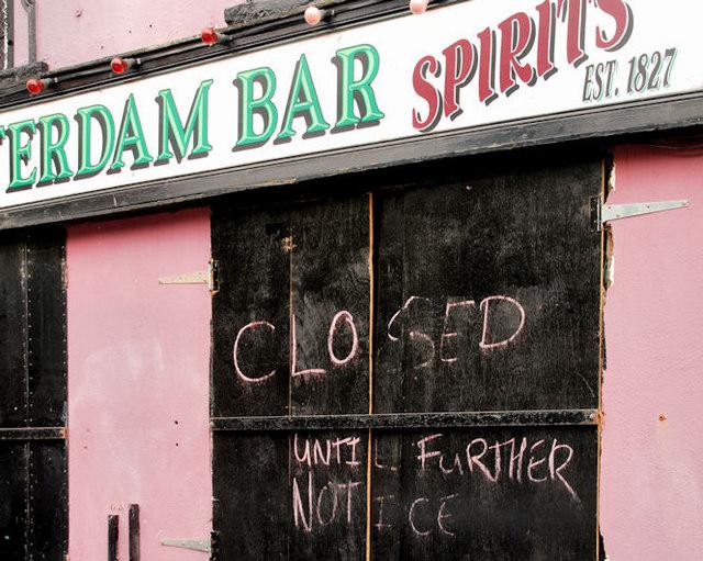 "The ""Rotterdam Bar"", Belfast (3)"