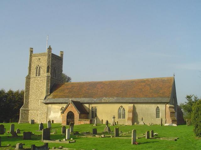 Friston St Mary's church