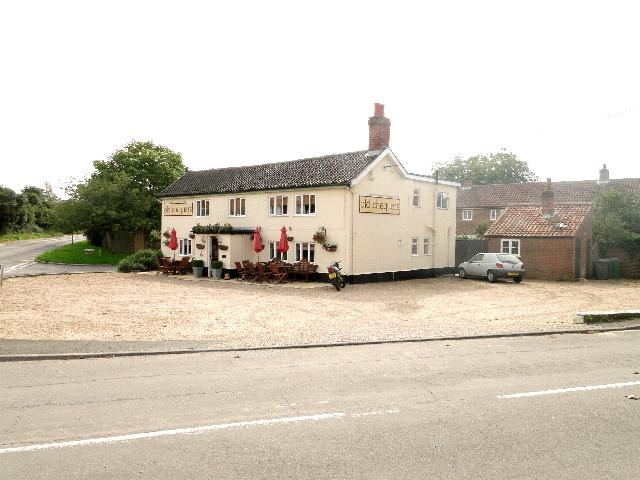The Old Chequers, Friston