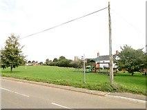 TM4160 : Children's playground by Adrian S Pye