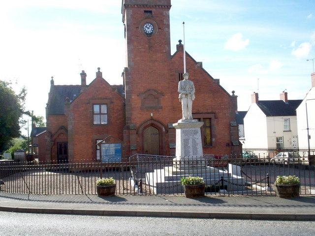 St Patrick's Parish Church of Ireland, Donacloney