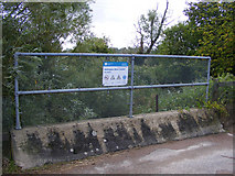TG3204 : Hellington Beck Outfall by Glen Denny