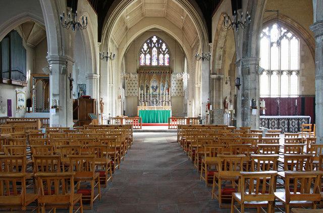 St Nicholas, Plumstead, London SE18 -... © John Salmon cc ...