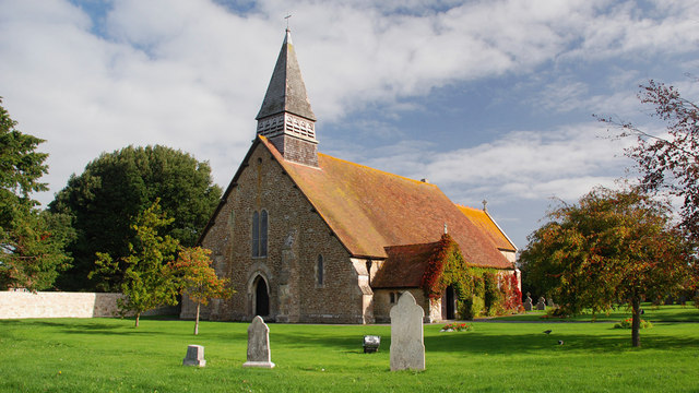 St Peter's Church, Selsey, West Sussex