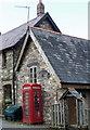 SO3003 : Telephone box, Mamhilad by Maigheach-gheal
