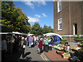 TQ5839 : Tunbridge Wells Farmers Market  by Oast House Archive