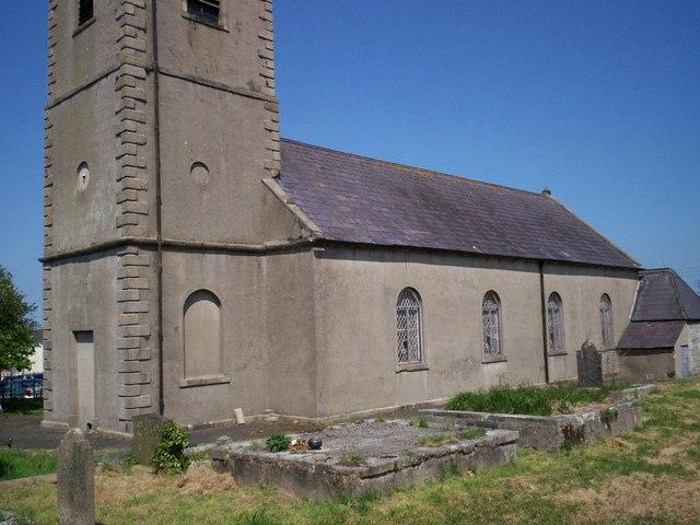 St. John's Church of Ireland, Hilltown