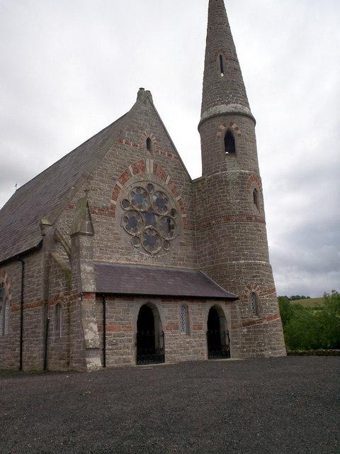 St.Patrick's Parish Church, Ballyclog, Stewartstown