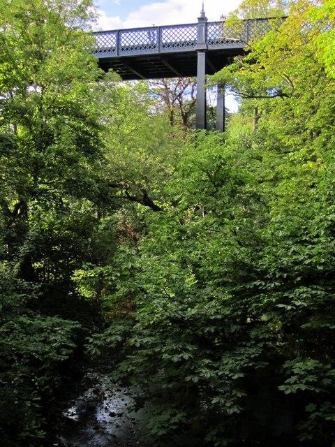 Armstrong Bridge, Jesmond Dene