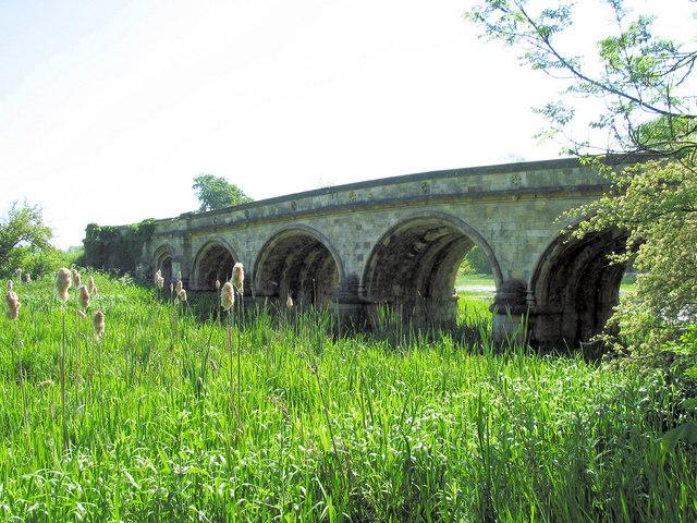 Newsham Bridge, Brocklesby Estate