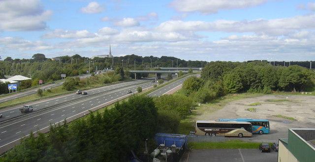M61 Botany Bay, Lancashire