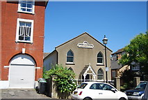 TQ6857 : Baptist Church, Swan St by N Chadwick