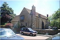 TQ6857 : Gatehouse, St Mary's Abbey by N Chadwick