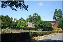 TQ6857 : The Hermitage, West Malling by N Chadwick