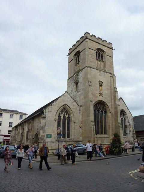 St Sampsons Church Church Street York