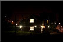 TQ4387 : Wash Lodge, Valentines Park by Ian Cranston
