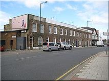 TQ2282 : Kensal Green: St Mary's Terrace, Harrow Road by Nigel Cox