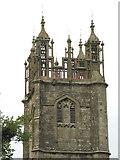 ST6390 : Tower of St Mary's Church, Thornbury by Robin Stott