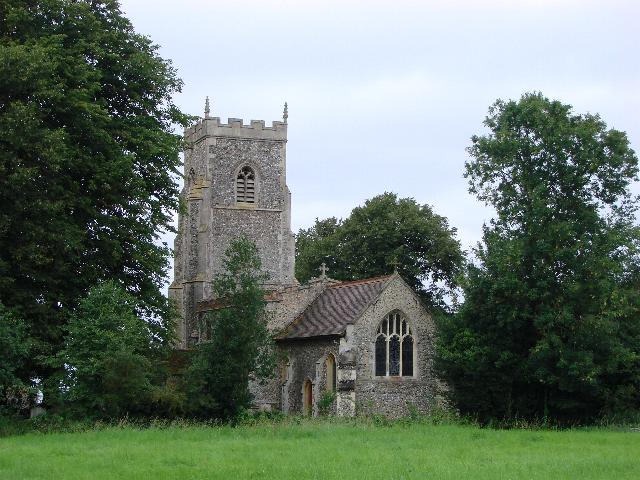 Bradfield St George's church