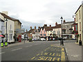 ST6390 : Top of Castle Street, Thornbury: 2 by Robin Stott