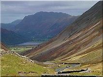NY4008 : The famous Lake District Kirkstone Pass by Steve  Fareham