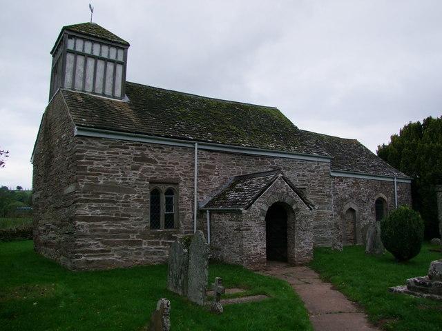 Llangua Parish Church