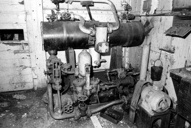 Wallsend Slipway dry dock boiler house © Chris Allen cc-by-sa/2.0 ...