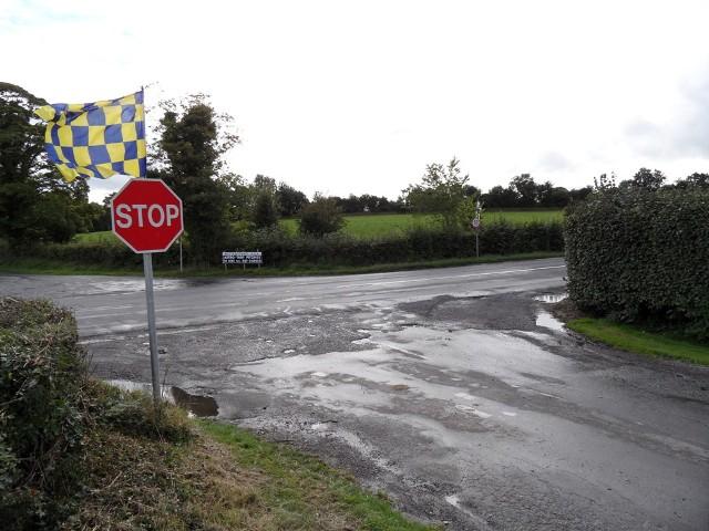 Brownstown Crossroads, Co. Meath